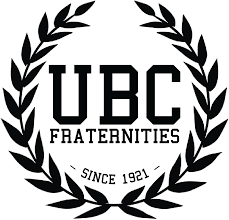 UBC Fraternities logo