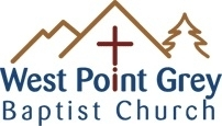 West Point Grey Baptist Church logo