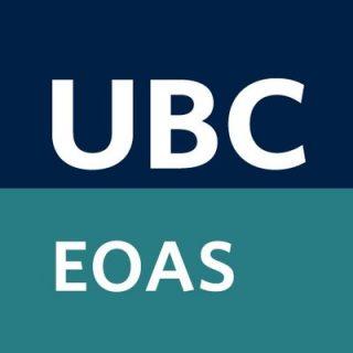 UBC EOAS logo