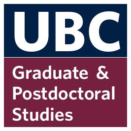 UBC Graduate & Postdoctural Studies logo