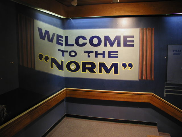 AMS Welcome Nornm