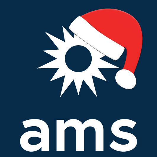 Holiday Greetings from your AMS Executive